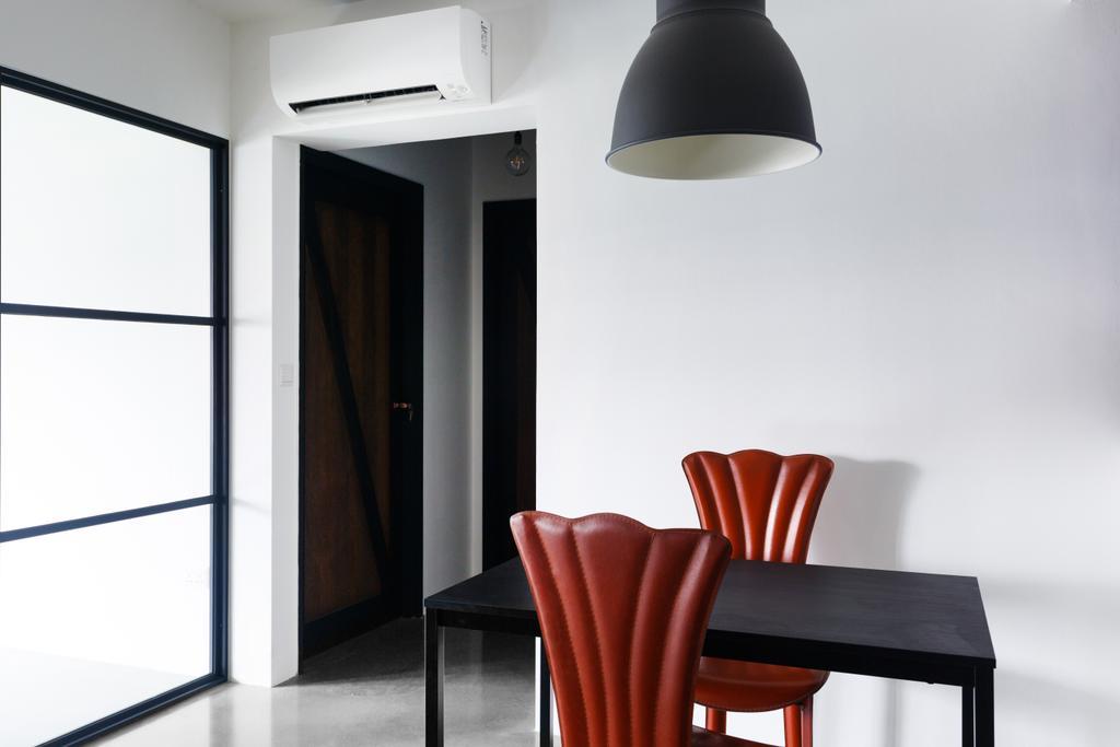 Contemporary, HDB, Dining Room, Upper Serangoon Road, Interior Designer, The Local INN.terior 新家室