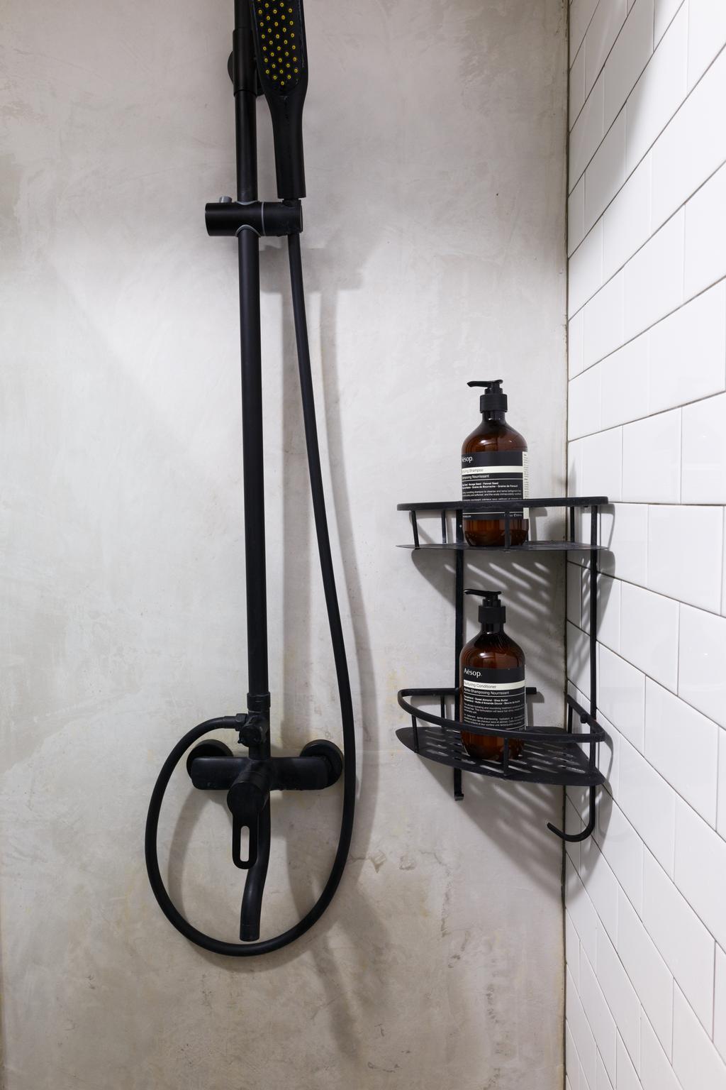 Contemporary, HDB, Bathroom, Upper Serangoon Road, Interior Designer, The Local INN.terior 新家室