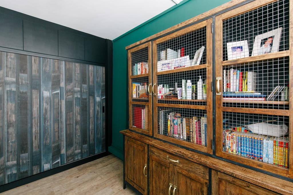 Contemporary, HDB, Serangoon Avenue 3, Interior Designer, The Local INN.terior 新家室