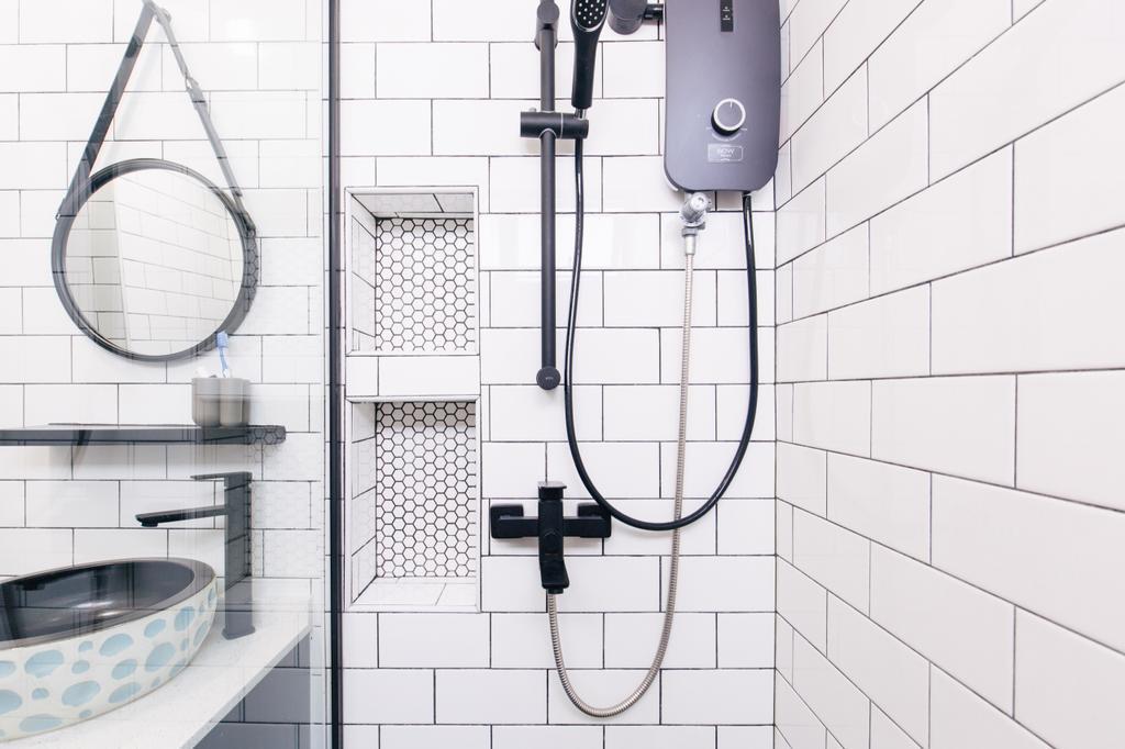 Contemporary, HDB, Bathroom, Serangoon Avenue 3, Interior Designer, The Local INN.terior 新家室