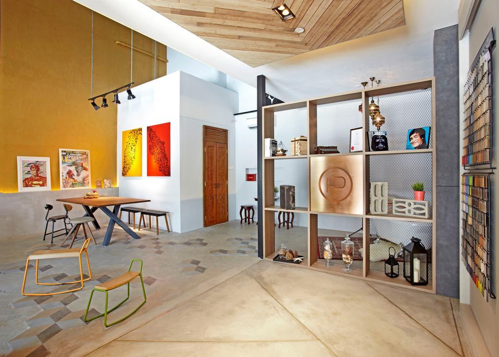 Showroom, Commercial, Interior Designer, Para.graph, Contemporary