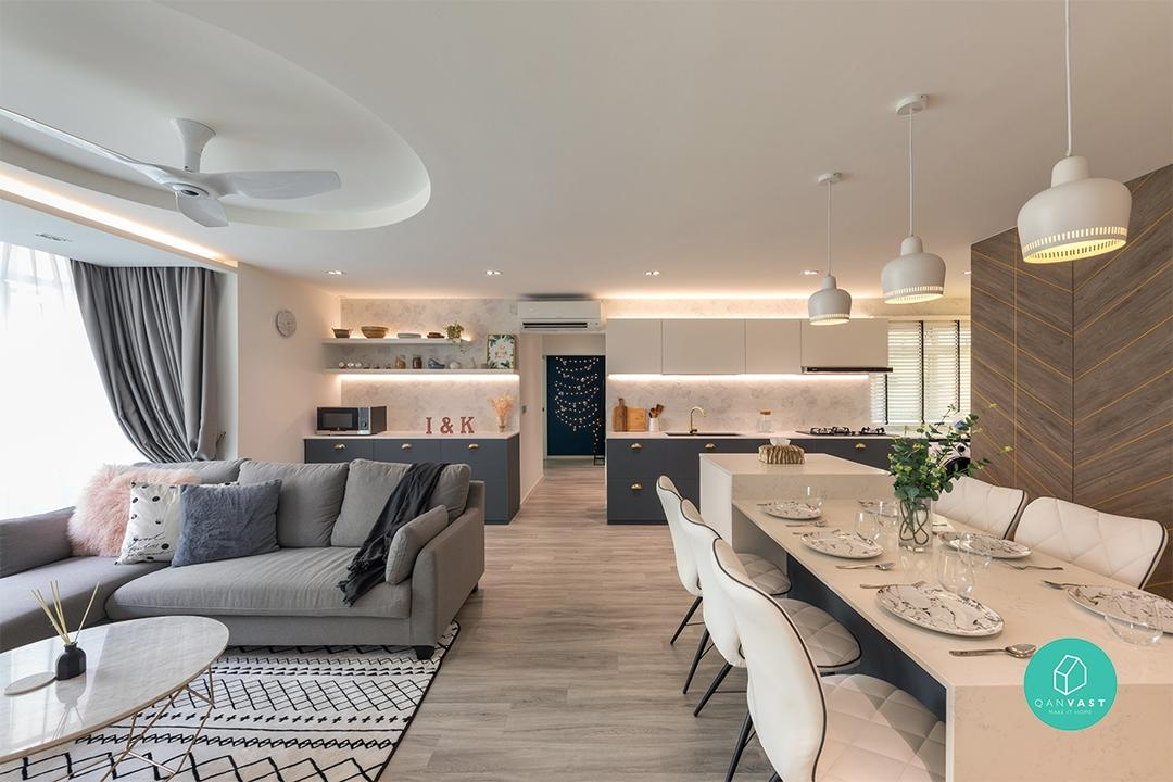 Open-Concept Homes in Singapore