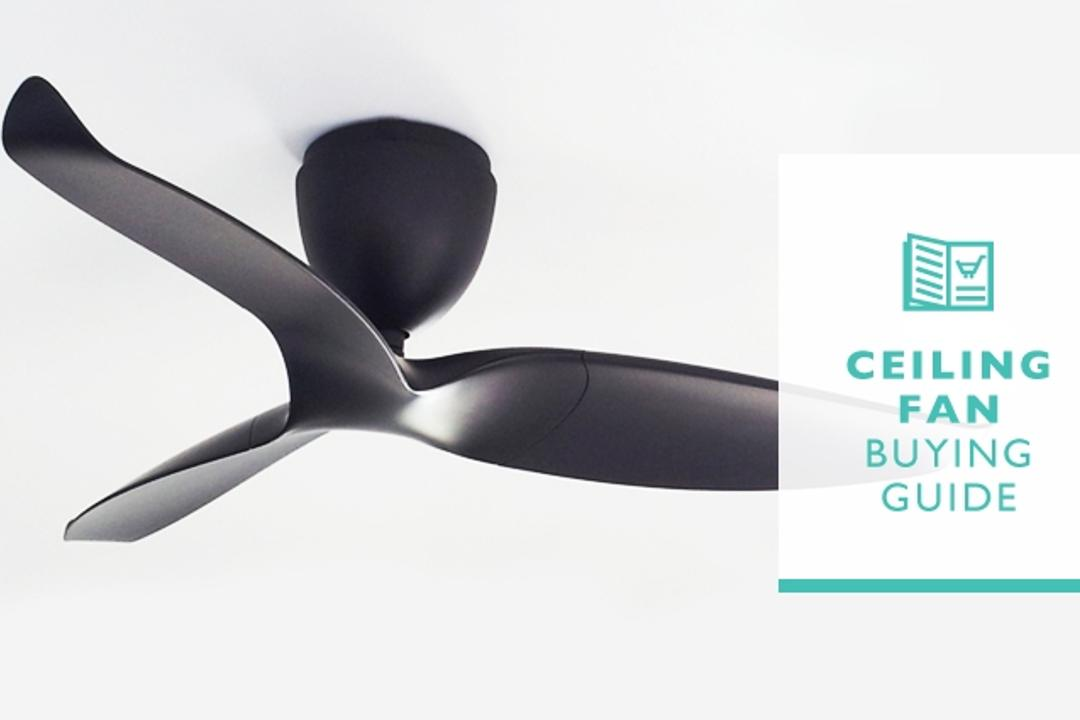 The Essential Buyer's Guide to Ceiling Fans 2