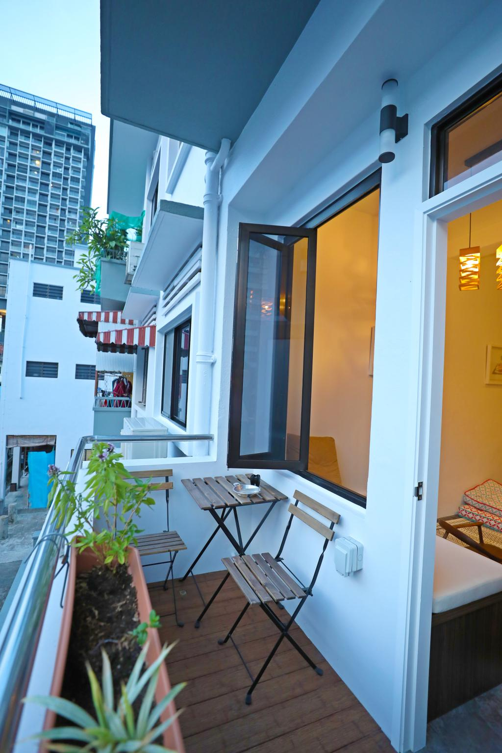 Balcony Interior Design Singapore Interior Design Ideas
