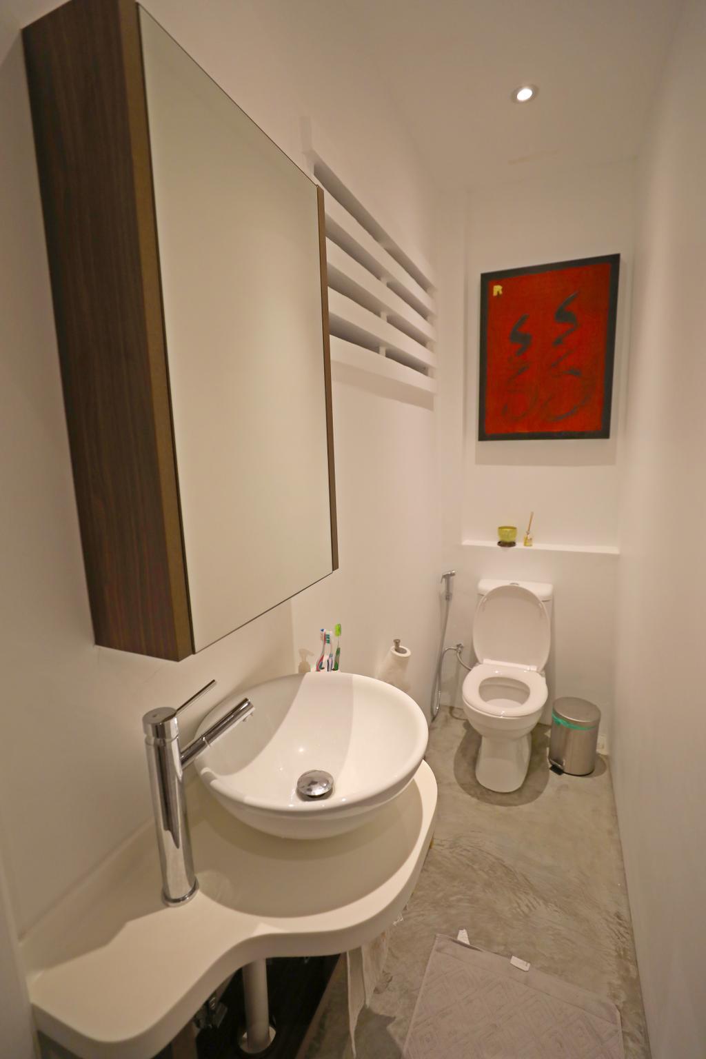 Industrial, Landed, Kim Keat Close, Interior Designer, Renex Interior, Contemporary