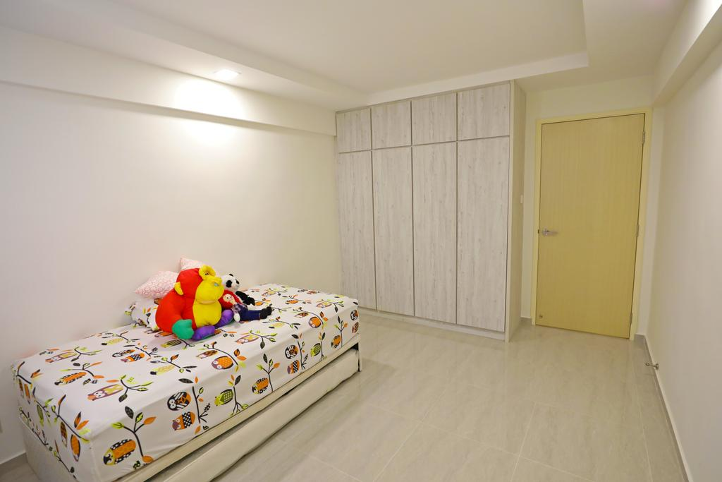Contemporary, HDB, Bedroom, McNair Road, Interior Designer, Renex Interior