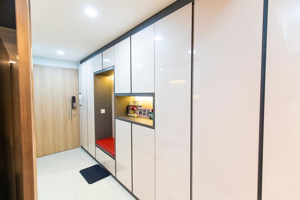 Contemporary, Condo, Sol Acres, Interior Designer, Renex Interior