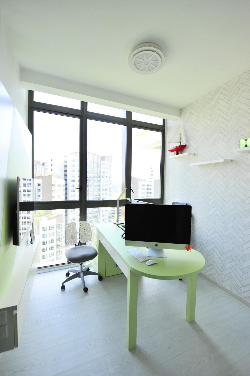 Contemporary, Condo, The Terrace, Interior Designer, Omni Design