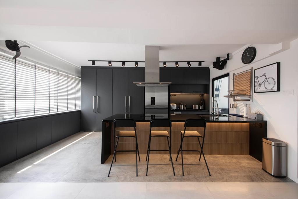 Woodlands Ring Road by Dyel Design