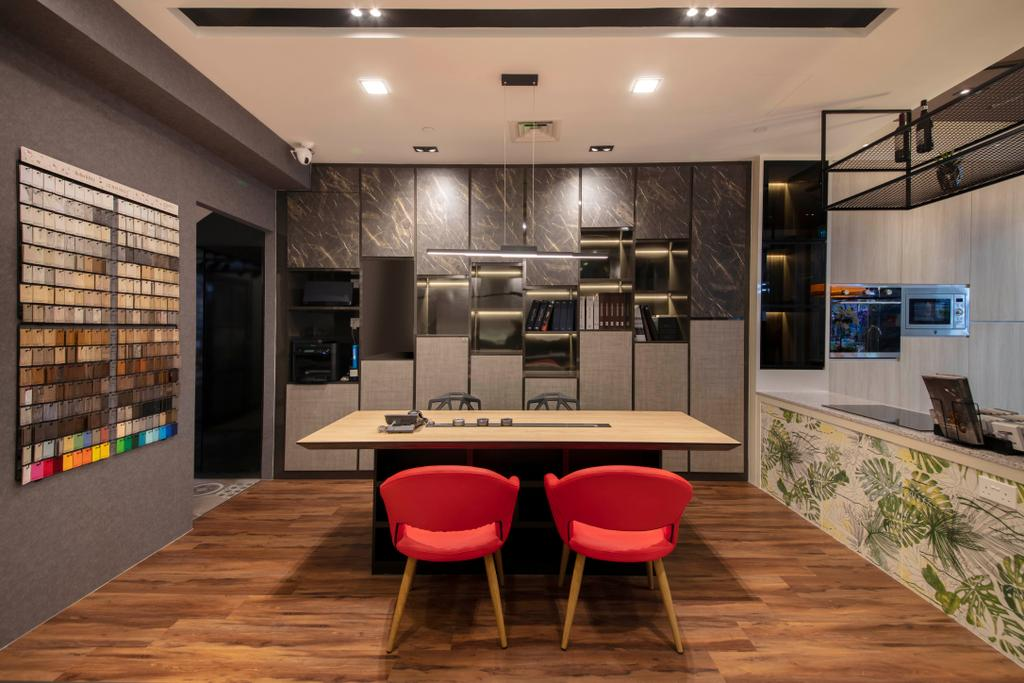 Yishun Avenue 9, Commercial, Interior Designer, New Age Interior, Contemporary