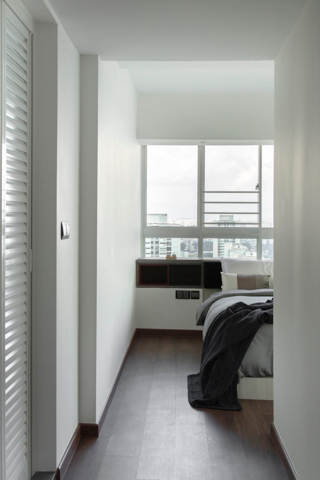 Contemporary, HDB, Ang Mo Kio Street 52, Interior Designer, KDOT