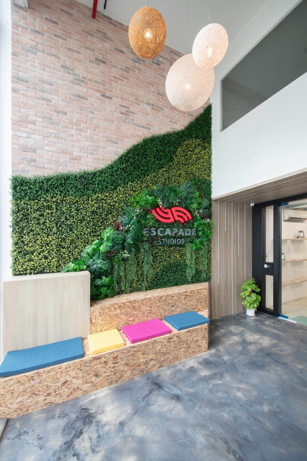 Tannery Lane, Commercial, Interior Designer, Escapade Studios, Contemporary, Scandinavian