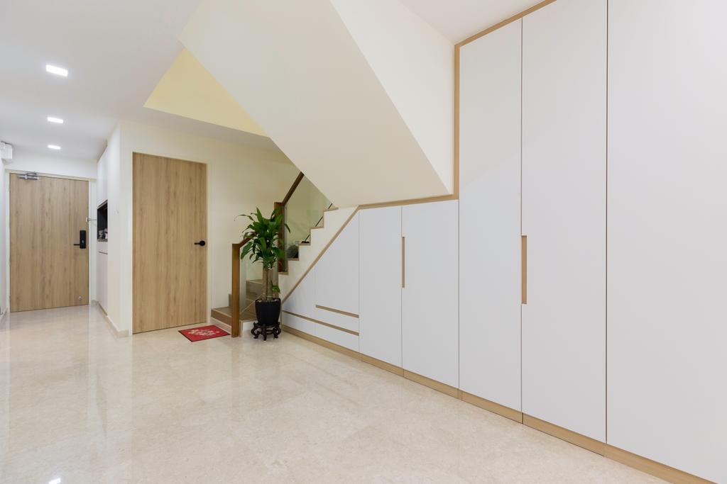 Minimalistic, HDB, Eunos Road, Interior Designer, Hygge Design