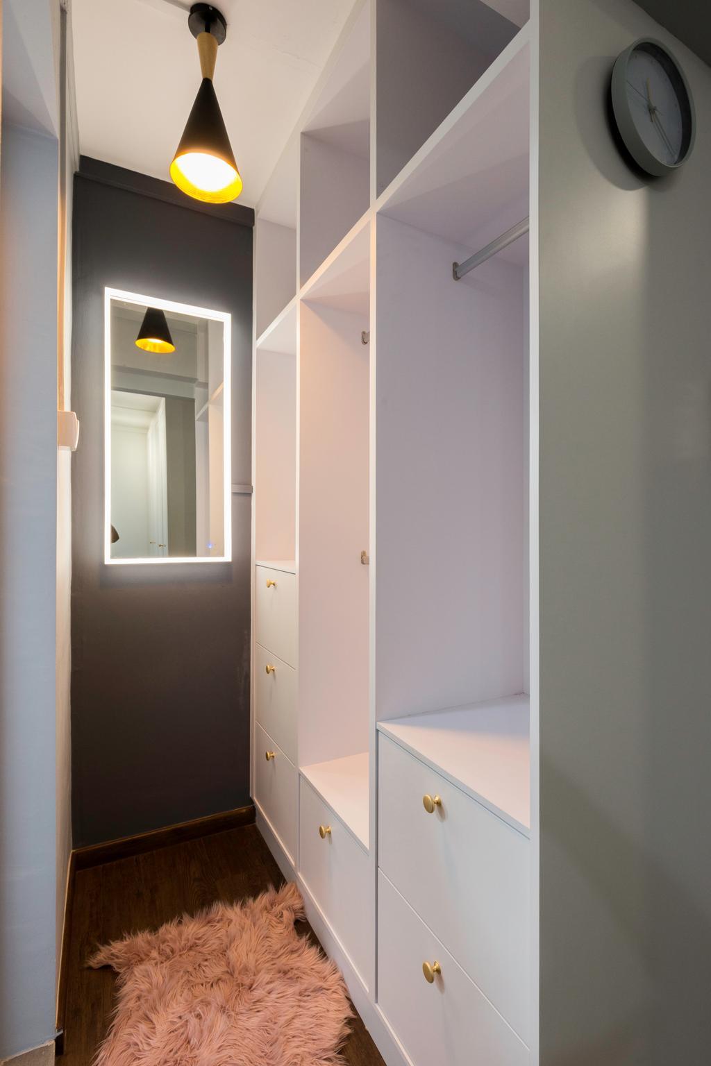 Contemporary, HDB, Senja Road, Interior Designer, Style Living Interior