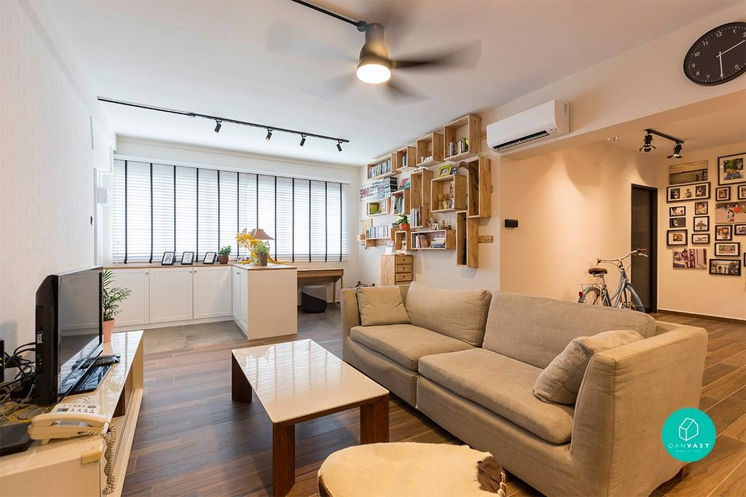 HDB Renovations That Cost Over $100,000!