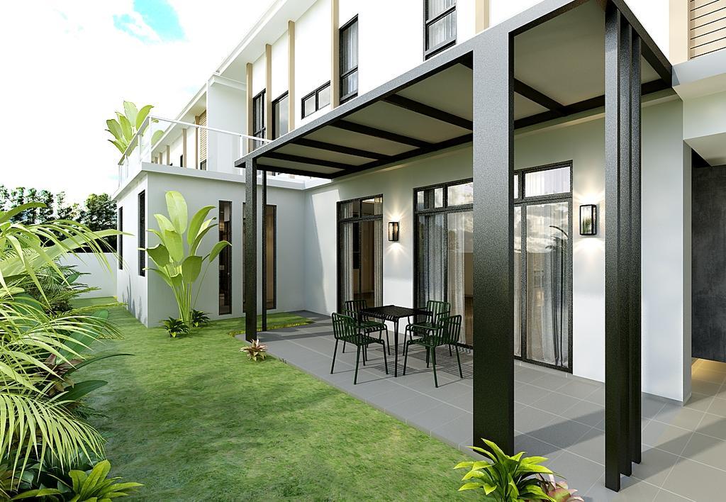 Modern, Landed, Eco Spring Cluster, Interior Designer, Sky Creation