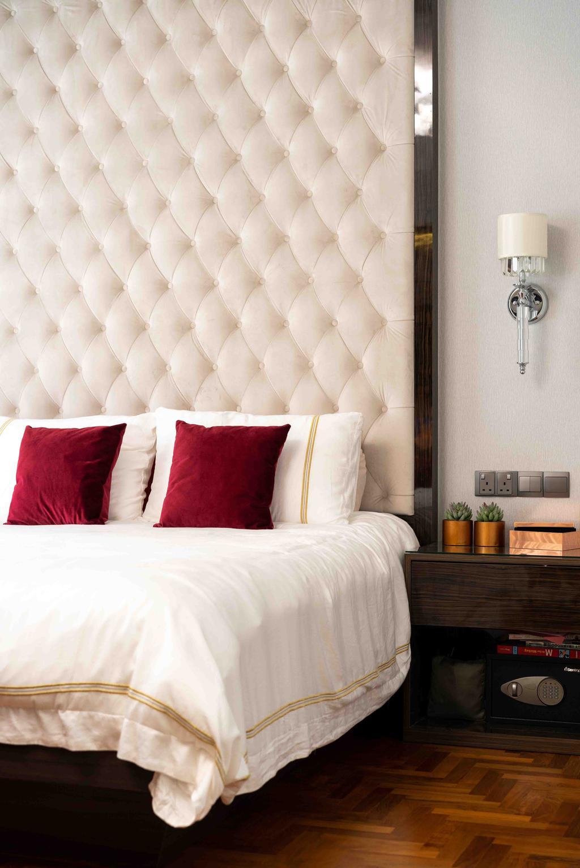 Contemporary, Landed, Bedroom, Park Villas Green, Interior Designer, Fineline Design