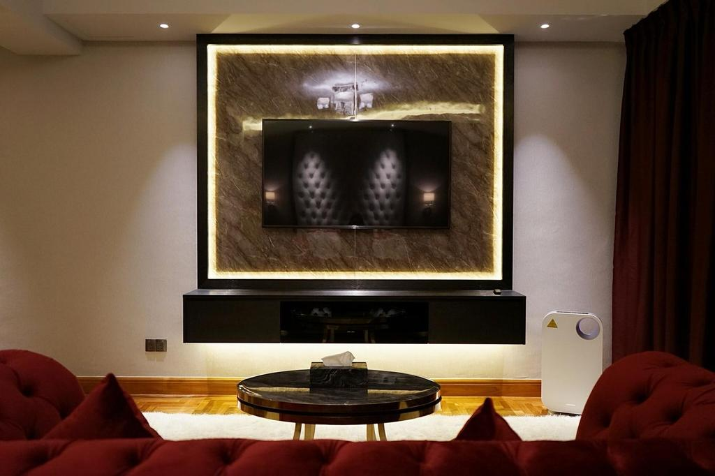 Contemporary, Landed, Park Villas Green, Interior Designer, Fineline Design