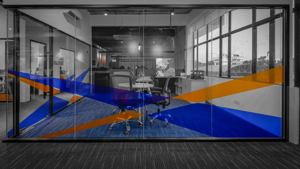 Lazada Express, Commercial, Interior Designer, Dot Works