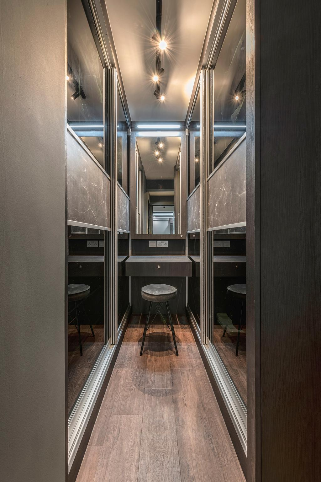 Transitional, HDB, Bedok North Street 4, Interior Designer, U-Home Interior Design