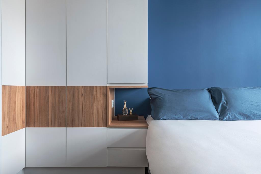Contemporary, HDB, Bedroom, Jalan Tenteram, Interior Designer, The Two Big Guys