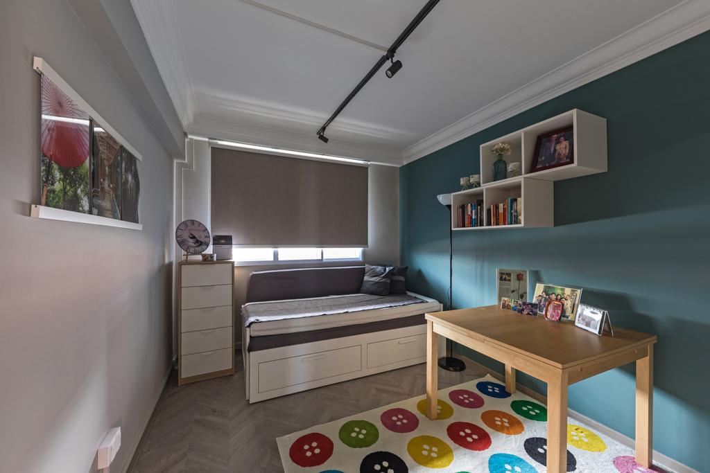 Contemporary, HDB, Serangoon Avenue 3, Interior Designer, Dap Atelier