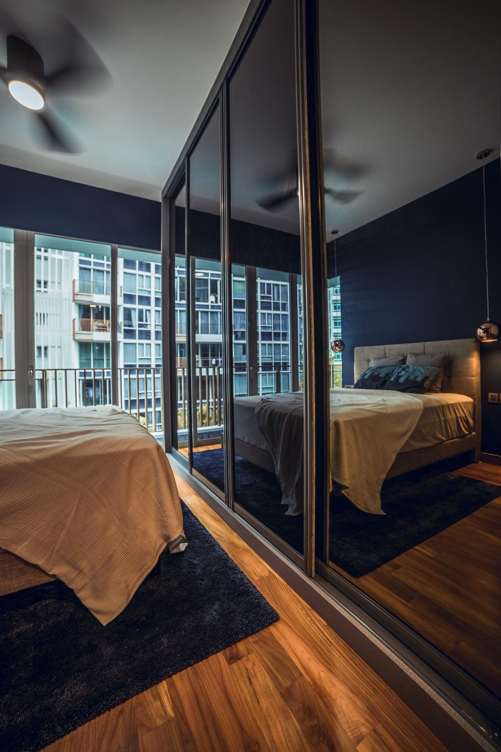 Contemporary, Condo, Bedroom, Floridian, Interior Designer, Archive Design