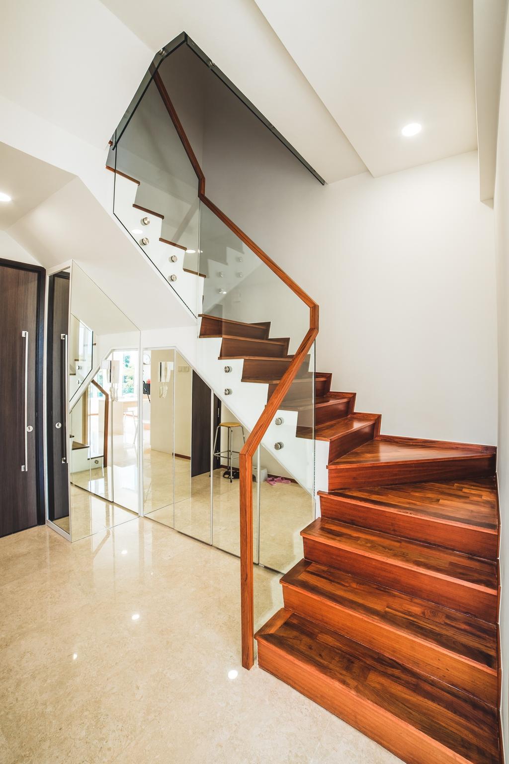 Contemporary, Condo, Suites @ Amber, Interior Designer, Archive Design