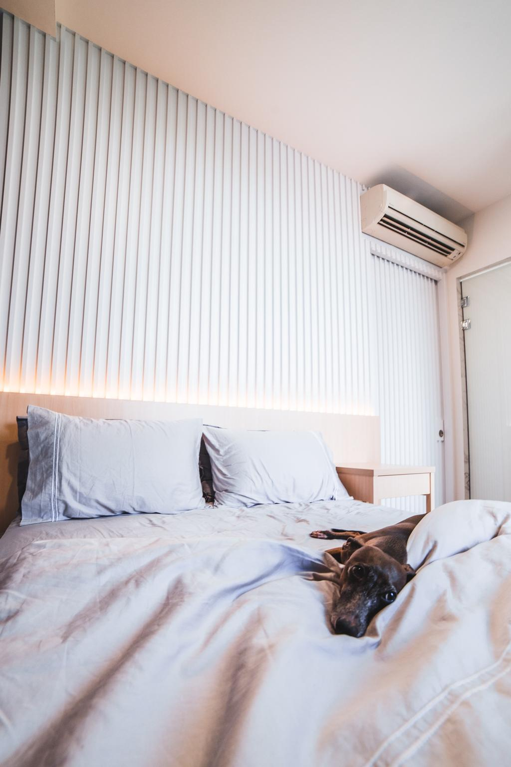 Contemporary, Condo, Bedroom, Suites @ Amber, Interior Designer, Archive Design
