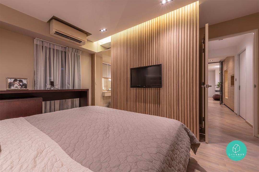 HDB resale renovation at Pinnacle @ Duxton