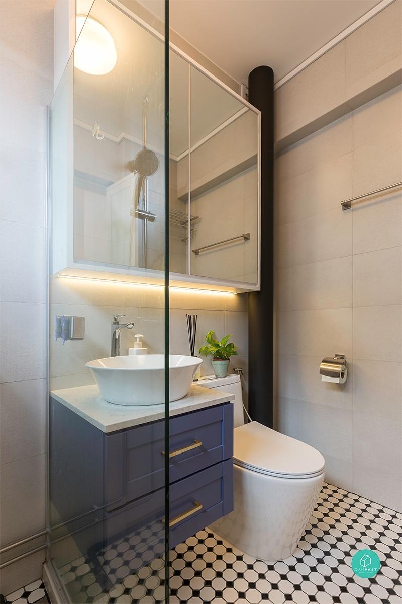 Bishan Resale Flat Scandustrial Design by Metamorph Design