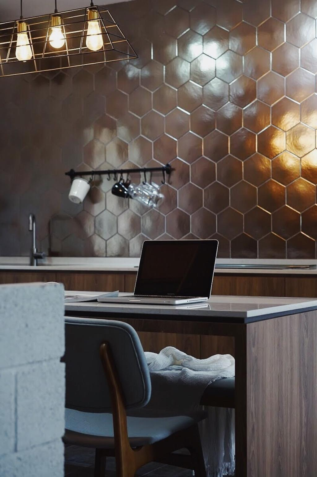 Contemporary, HDB, Kitchen, Pasir Ris Drive 10, Interior Designer, Authors • Interior & Styling, Industrial