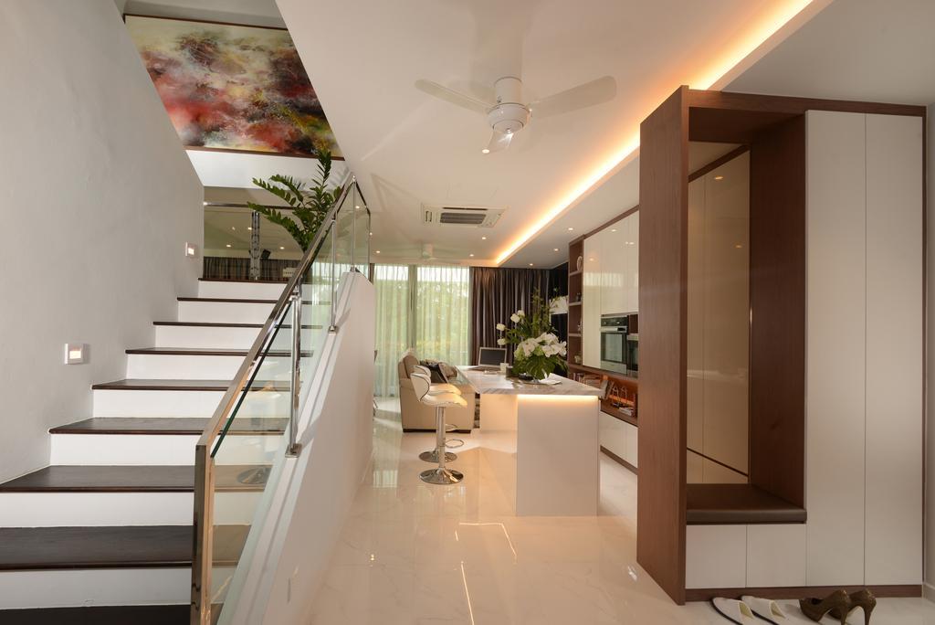Contemporary, Condo, Living Room, Second Avenue Junction, Interior Designer, Darwin Interior