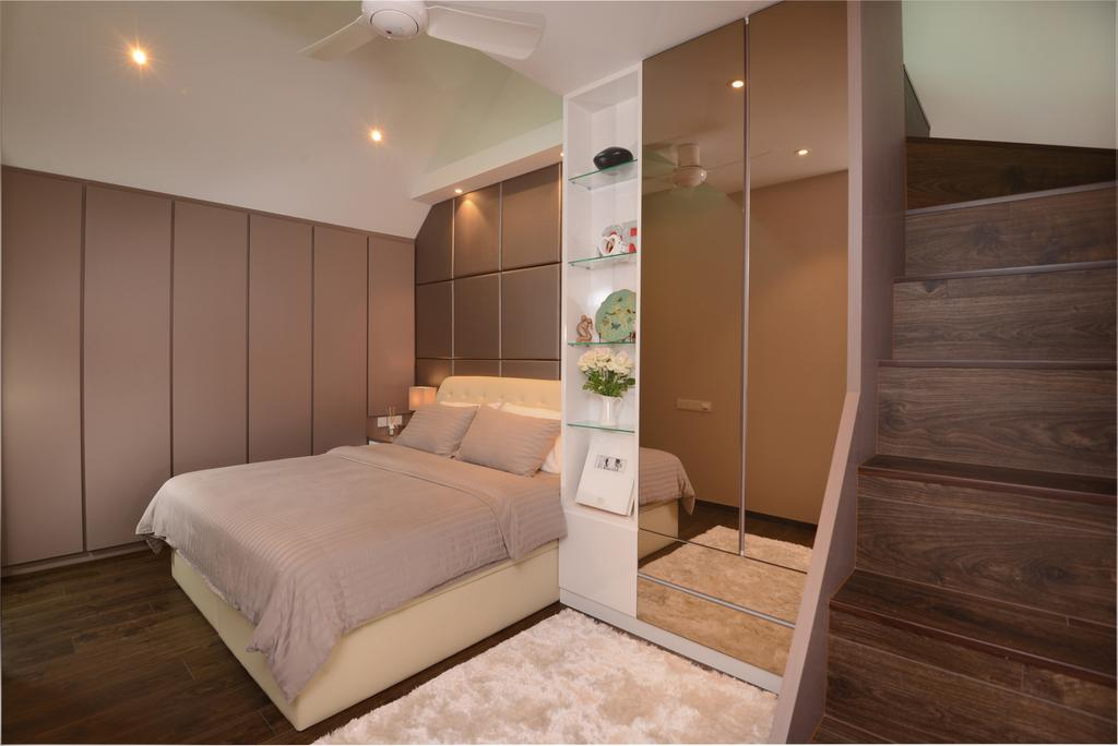 Contemporary, Condo, Bedroom, Second Avenue Junction, Interior Designer, Darwin Interior
