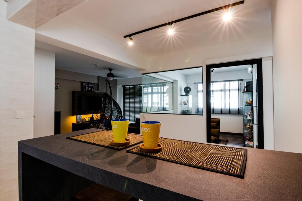 Contemporary, HDB, Bukit Batok West, Interior Designer, 9 Creation