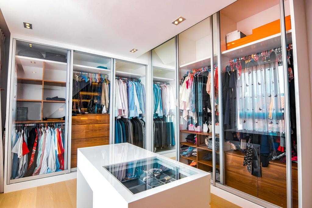 Contemporary, Landed, Bedroom, Jalan Limau Bali, Interior Designer, 9 Creation