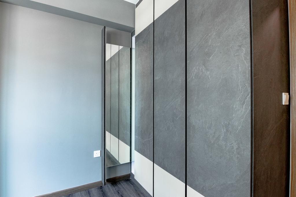 Contemporary, HDB, Bedroom, Bukit Batok West, Interior Designer, 9 Creation