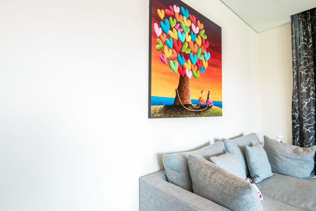 Contemporary, Landed, Living Room, Jalan Limau Bali, Interior Designer, 9 Creation