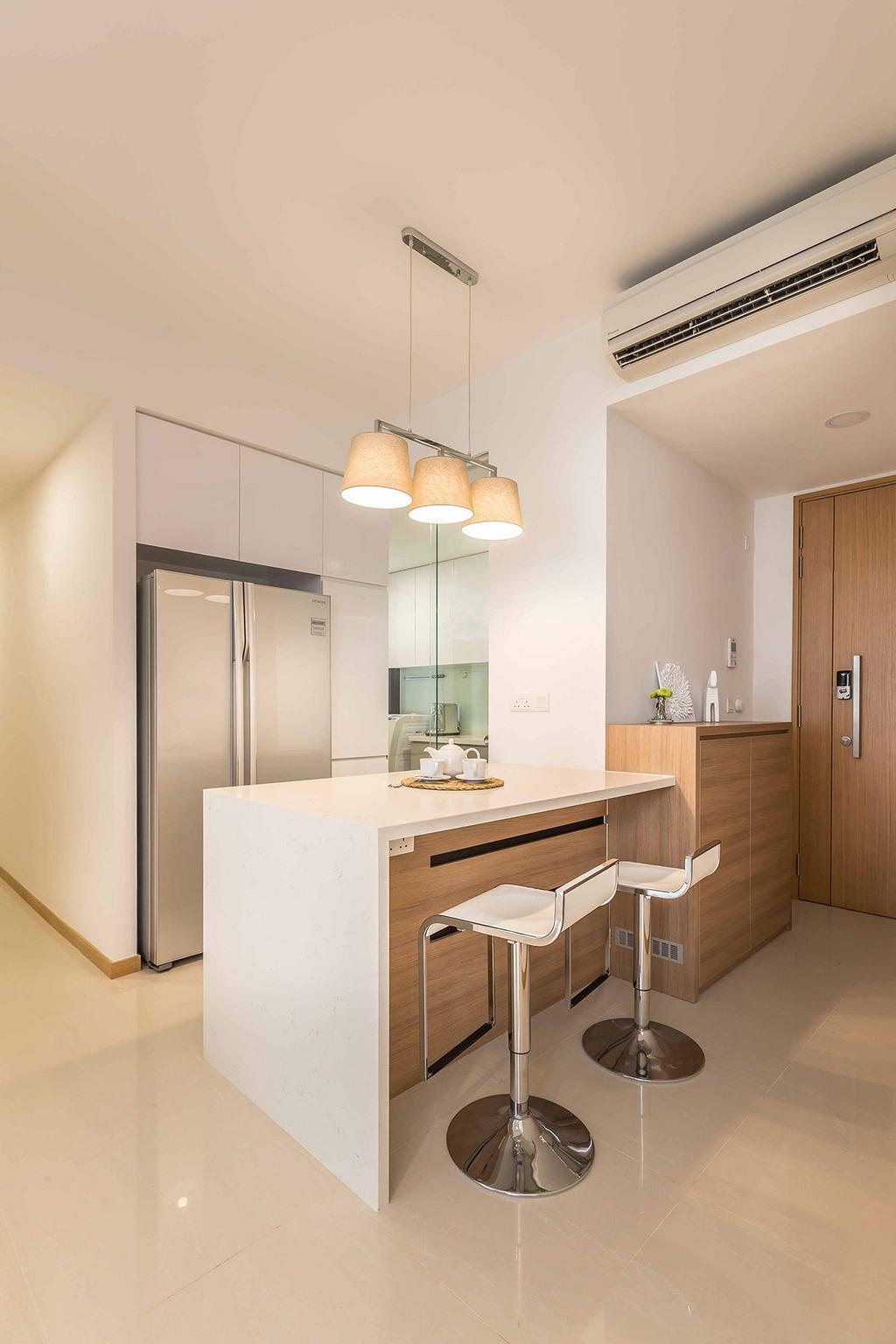 Contemporary, Condo, Dining Room, The Trilinq, Interior Designer, Icon Interior Design