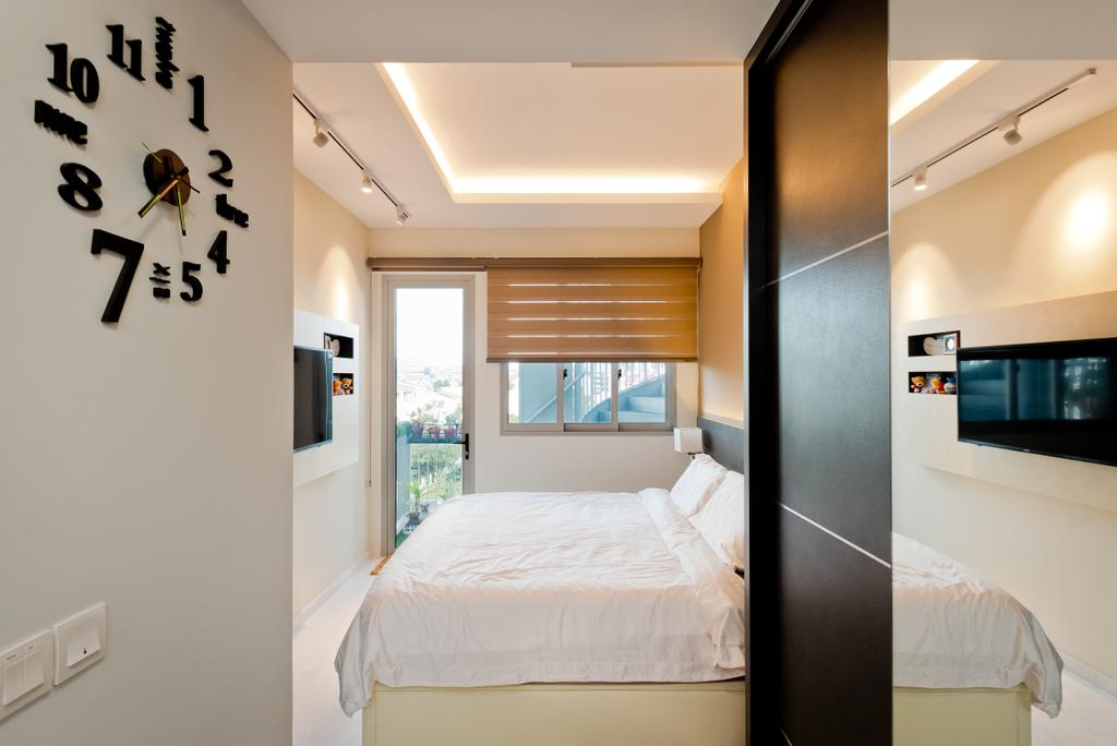 Contemporary, Condo, Bedroom, Jade Residences, Interior Designer, Klein Interiors