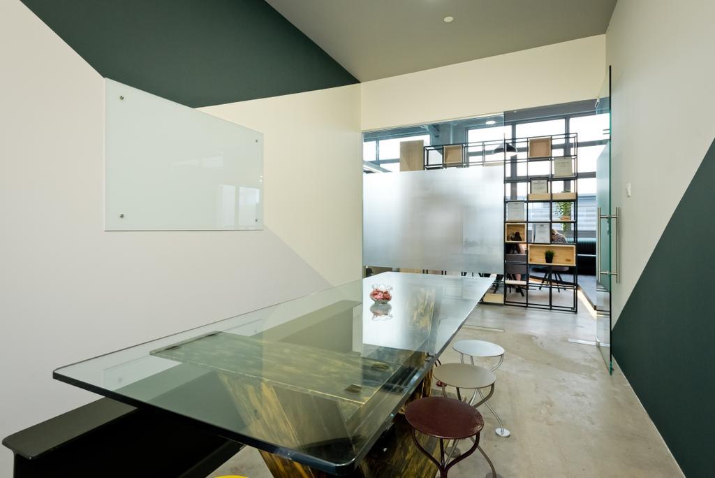 Mega @ Woodlands, Commercial, Interior Designer, Klein Interiors, Industrial