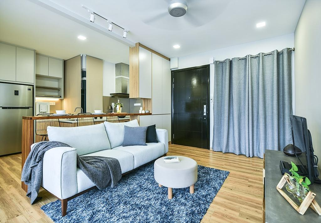 Saville Residence, KL by IQI Concept Interior Design & Renovation