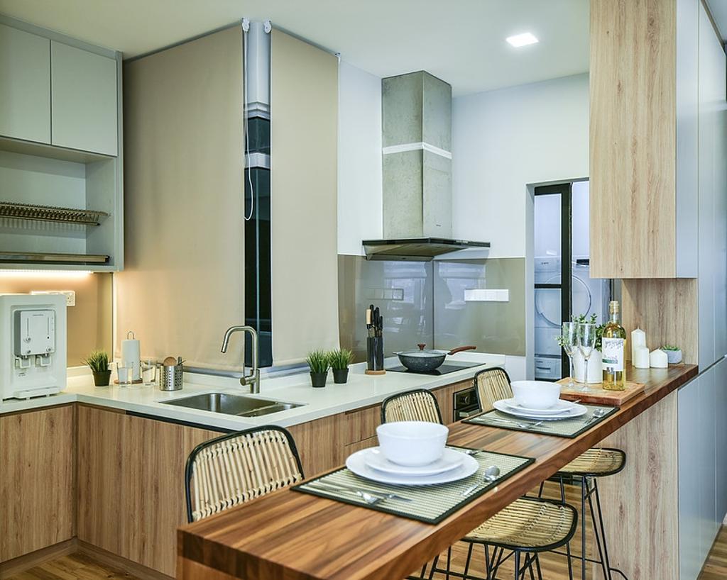 Saville Residence, KL by IQI Concept Interior Design & Renovation
