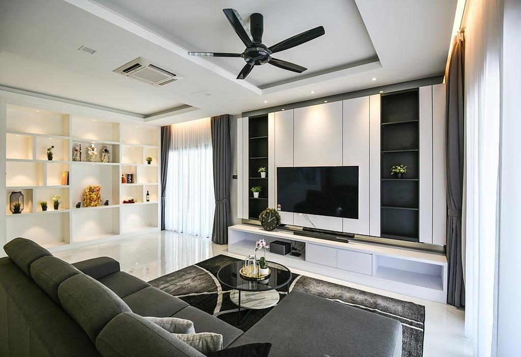 Setia Damai by IQI Concept Interior Design & Renovation