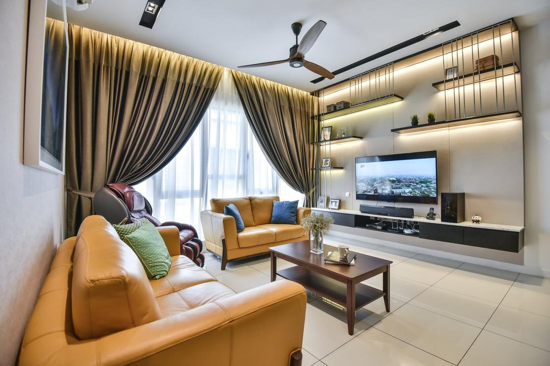 N'Dira Townhouse, Puchong South