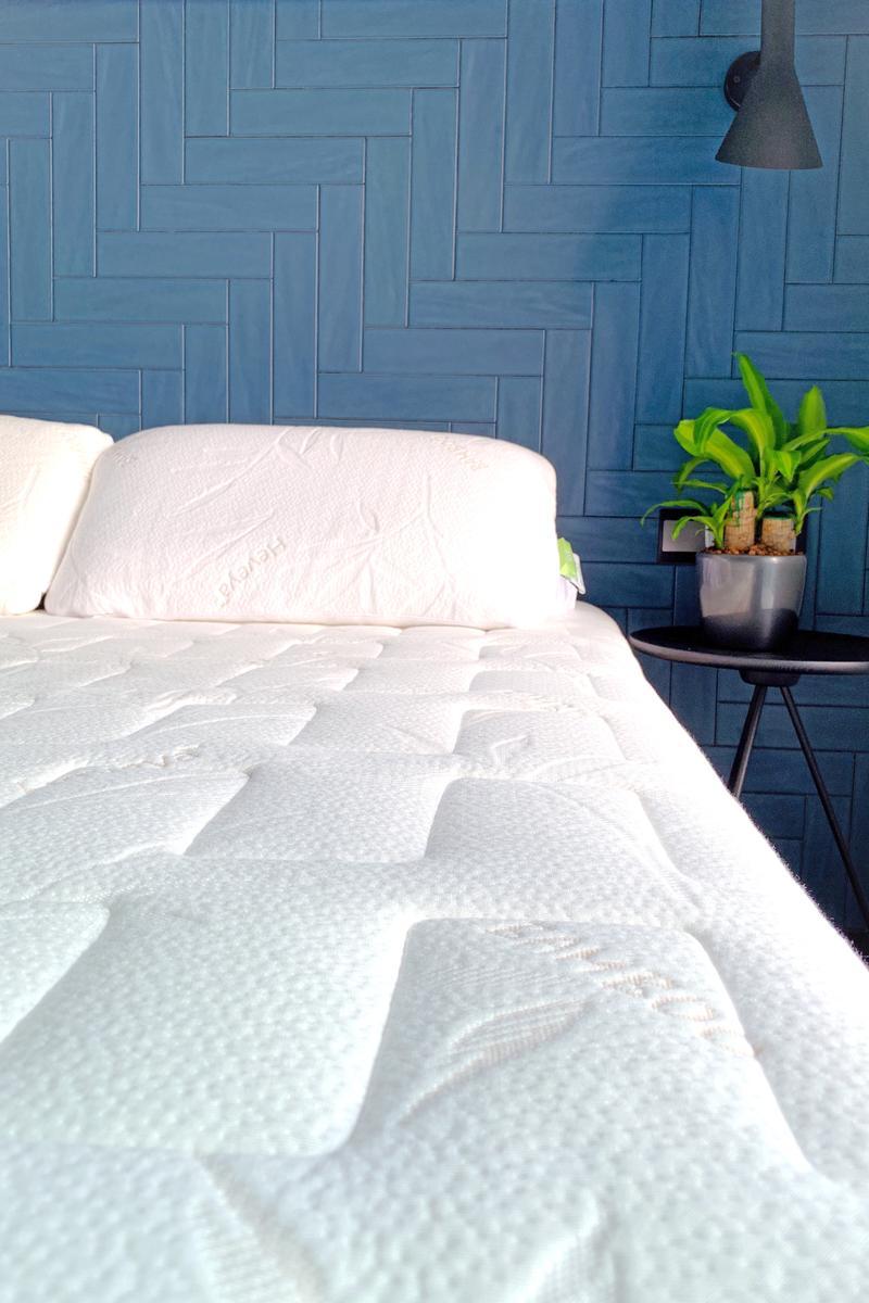 European Bedding Natural Organic Latex Mattress