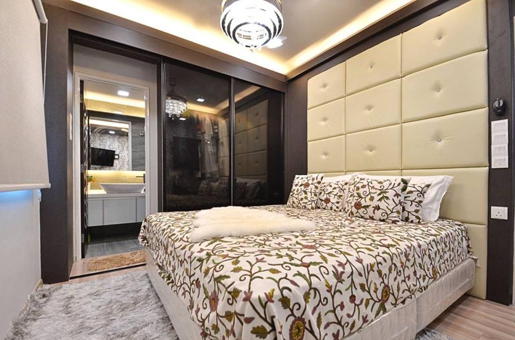 Apartment, Miharja, Cheras, Interior Designer, Mega Fusion Design Studio