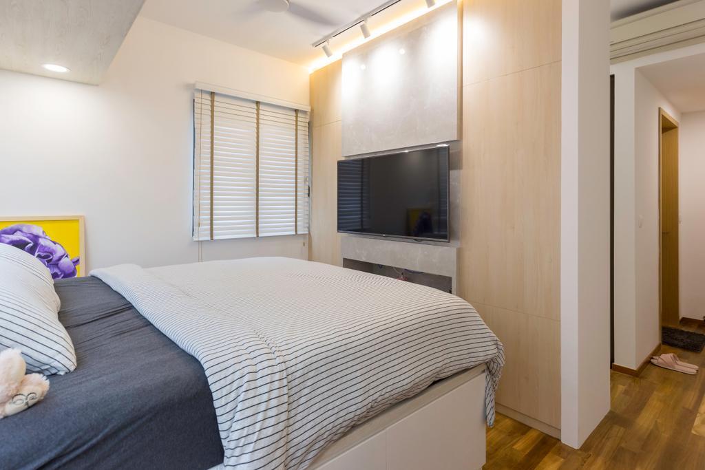 Contemporary, Condo, Bedroom, Meadows @ Pierce, Interior Designer, Style Living Interior