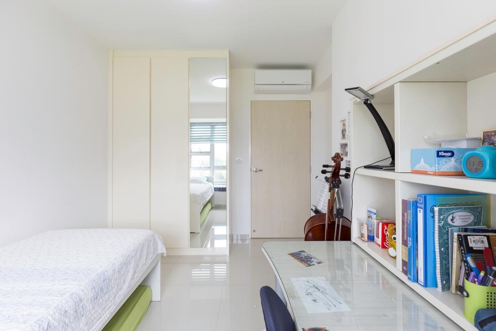 Contemporary, HDB, Bedroom, Clementi Avenue 1, Interior Designer, Starry Homestead