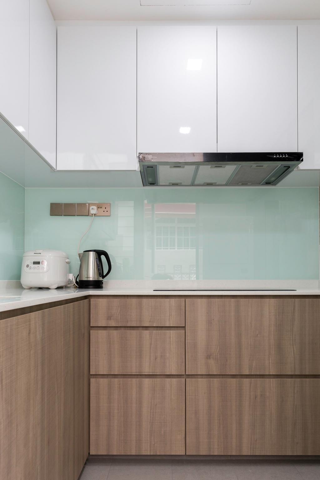 Contemporary, Condo, Kitchen, Marlene Ville, Interior Designer, U-Home Interior Design